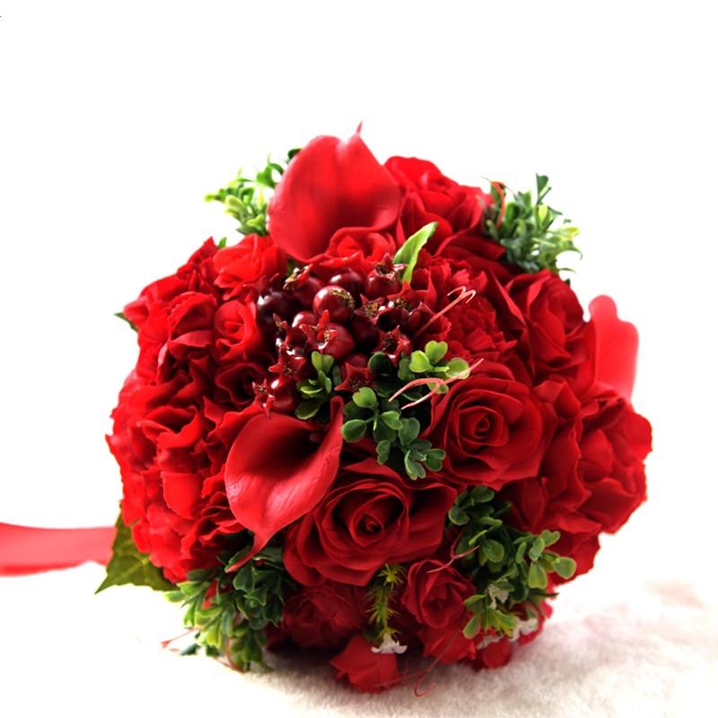 婚礼中手捧花如何选择_手捧花一般用什么花材比较好
