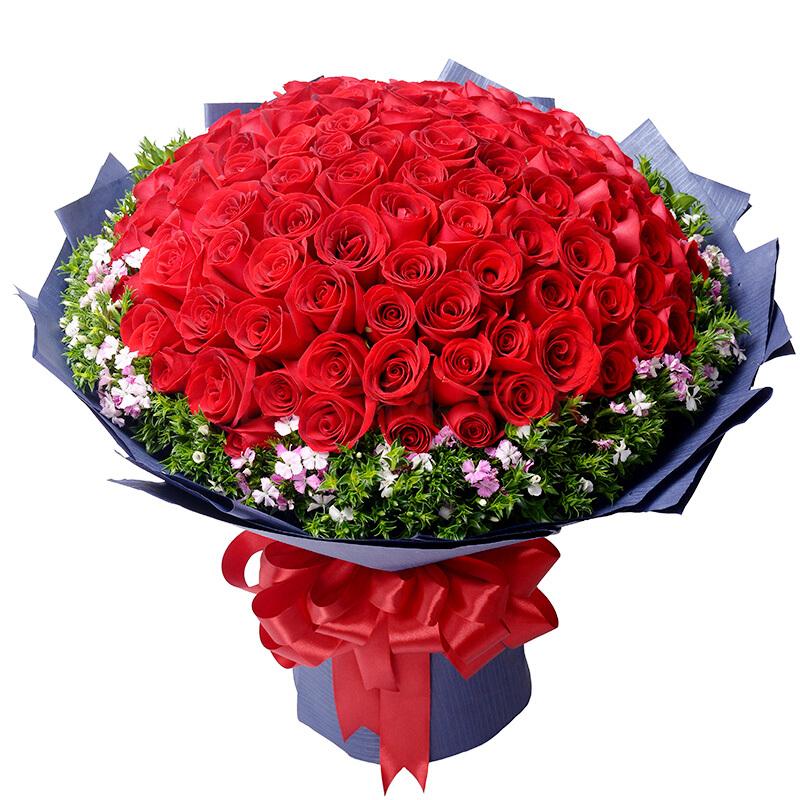 99朵玫瑰花花语是什么