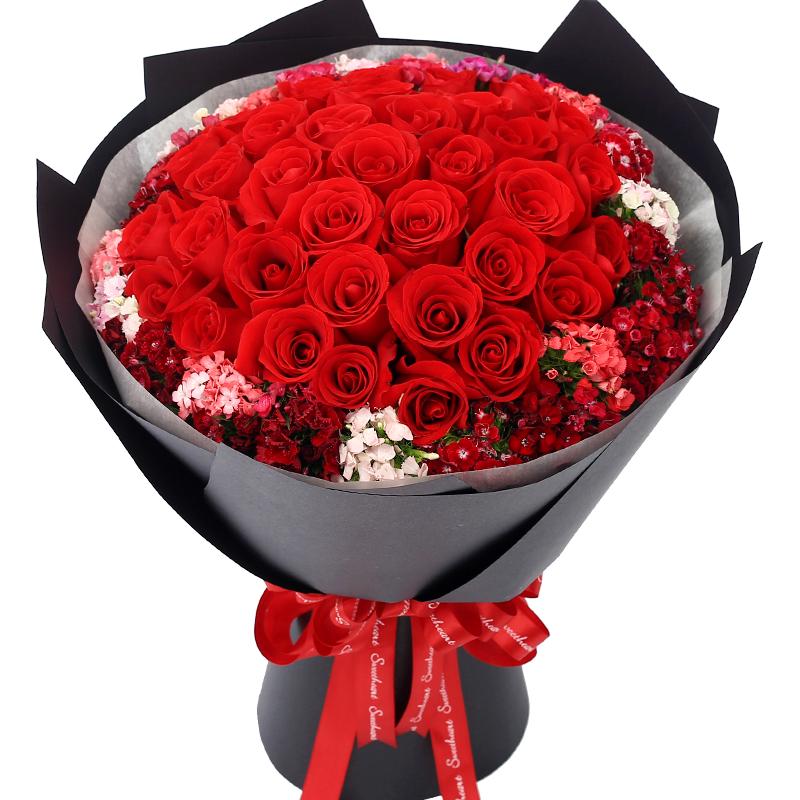 情人节送什么鲜花好?情人节鲜花排行