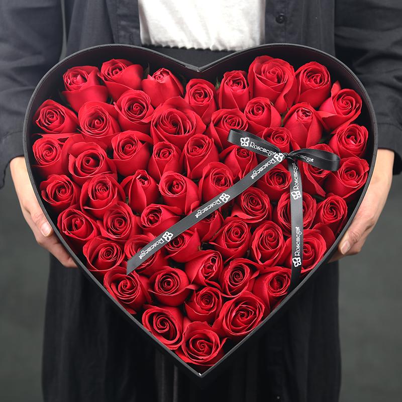 生日送花卡片祝福语大全,让女朋友甜到心窝