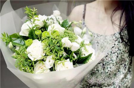 常用的鲜切花——栀子花
