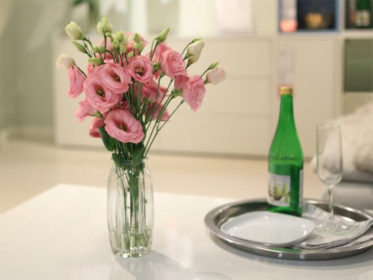 常用的鲜切花——洋桔梗