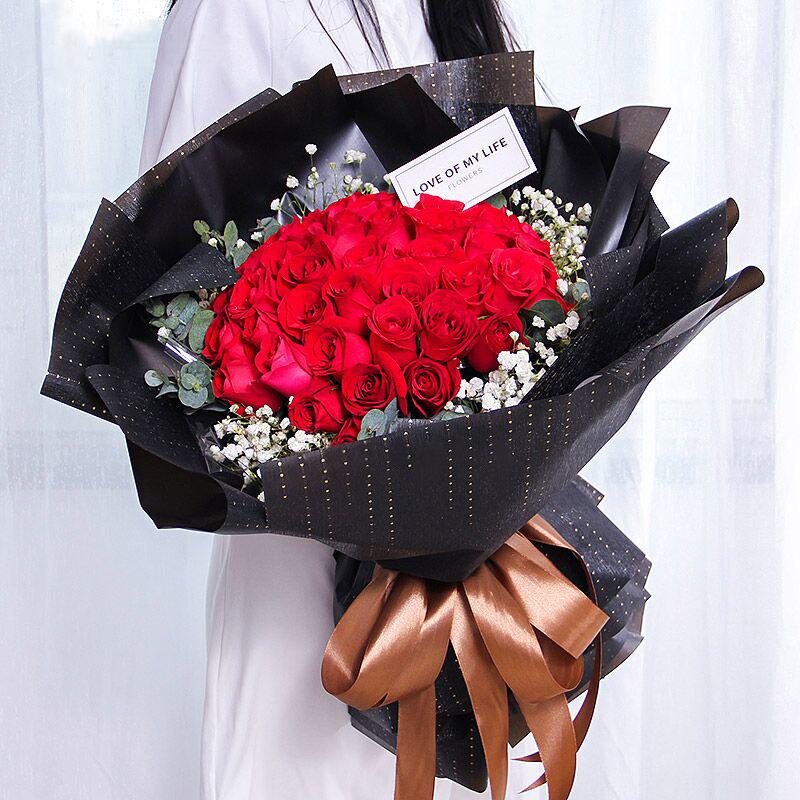 情人节将至9招教你如何挑选玫瑰