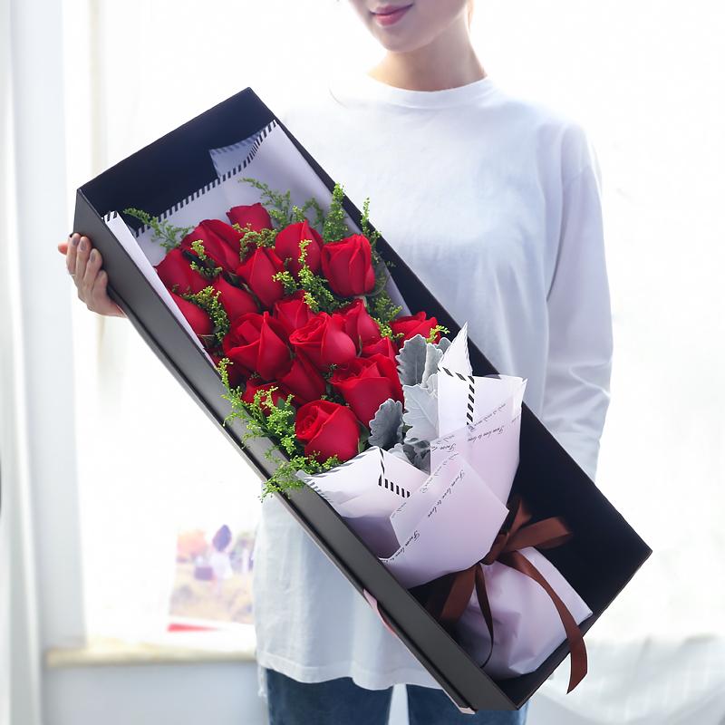 情人节送花攻略|情人节给女朋友送什么花好?