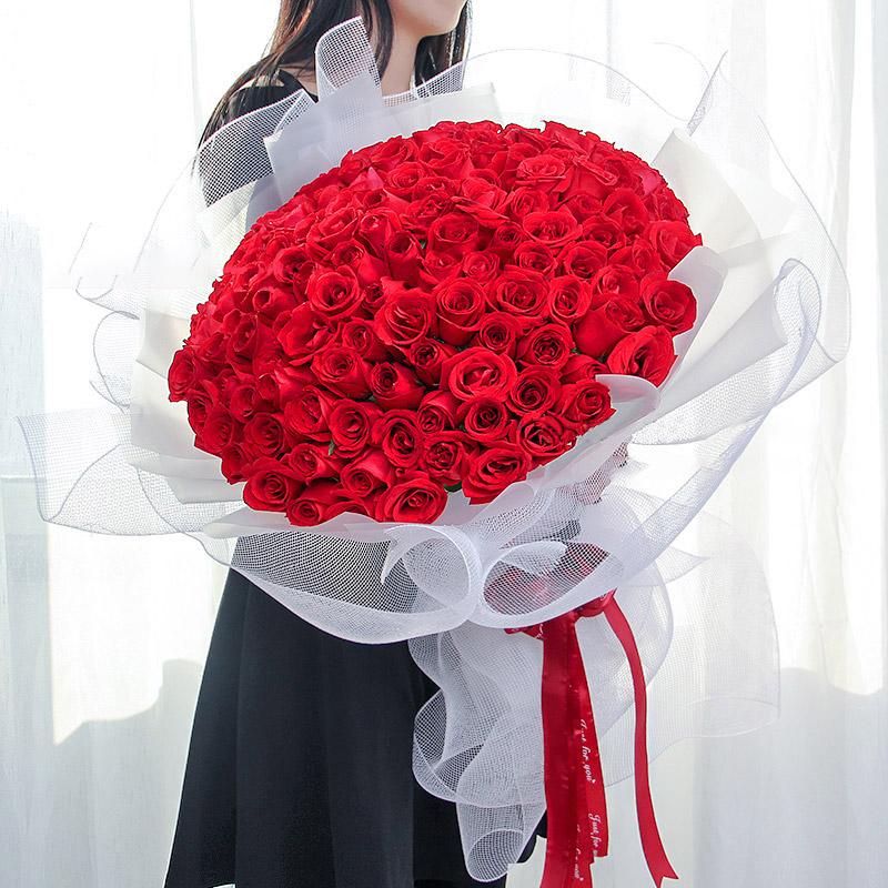 99朵玫瑰多少钱?价位在几百到上千元(*高9999元)