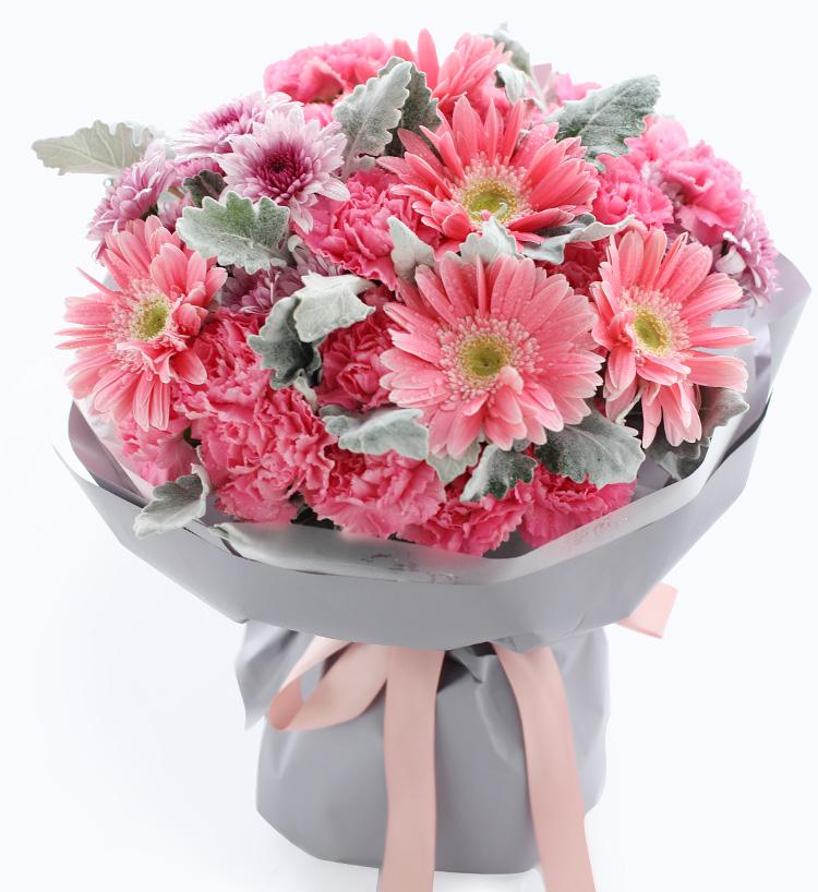 春节走亲访友送什么花?