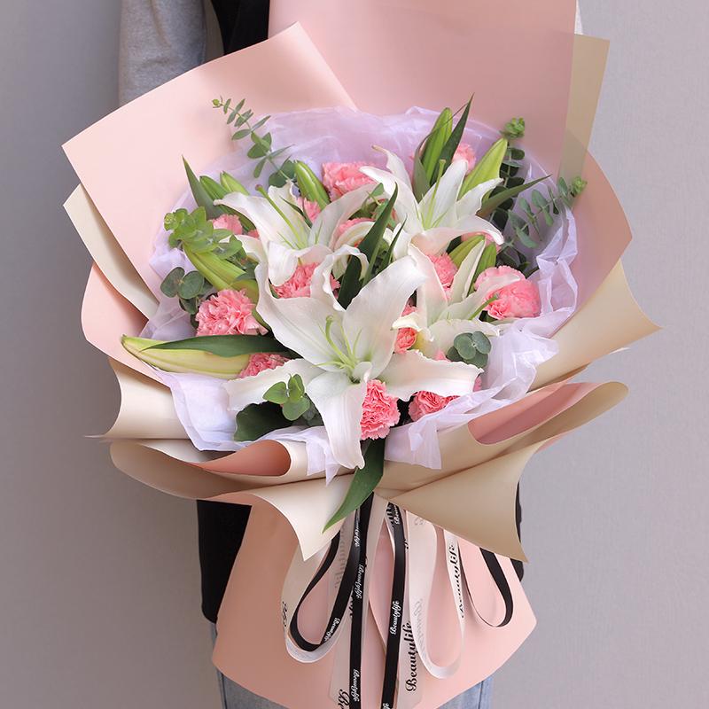 520情人节去上海哪家花店买花比较好