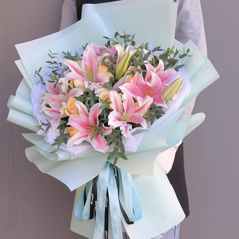 520表白适合送什么鲜花