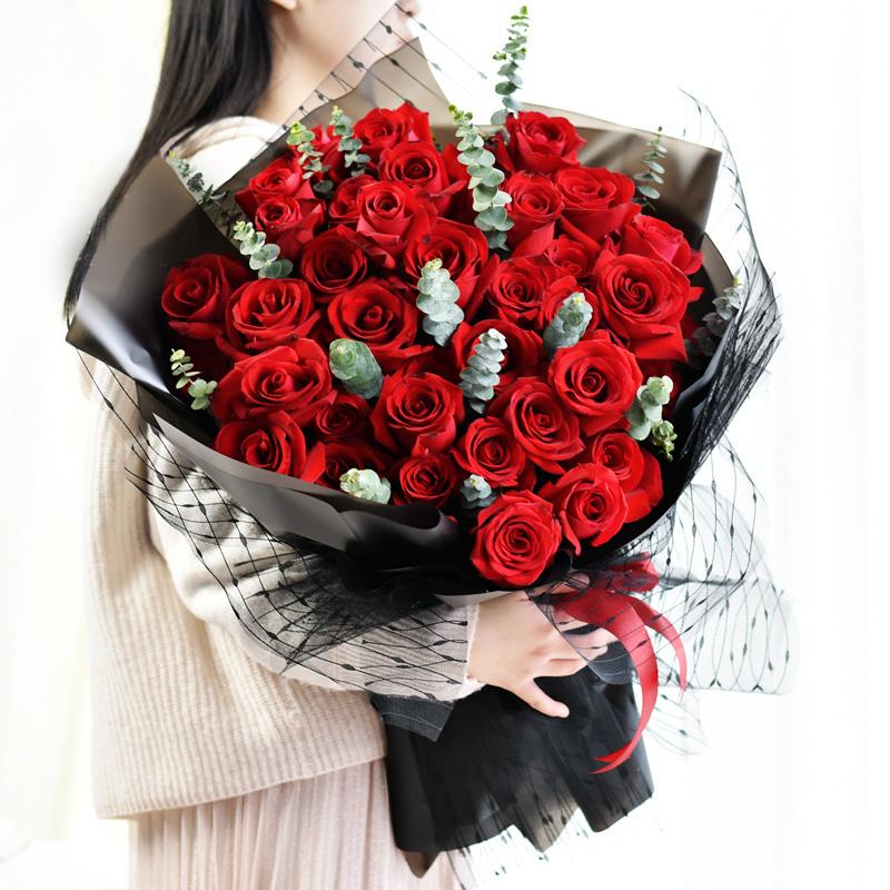 520情人节本地玫瑰可不可以在网上定制呢