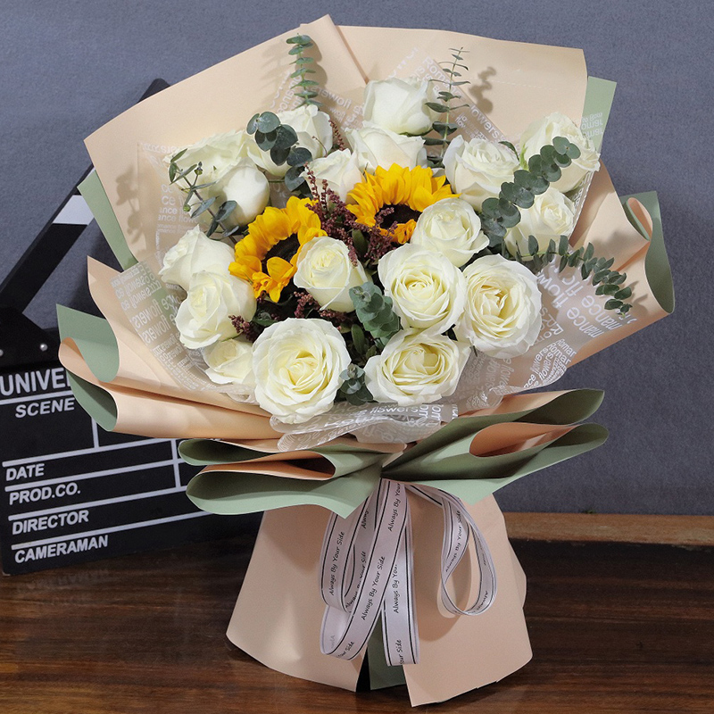 [孝心大礼包] 父亲节以送什么花为佳?父亲节鲜花暖心来袭