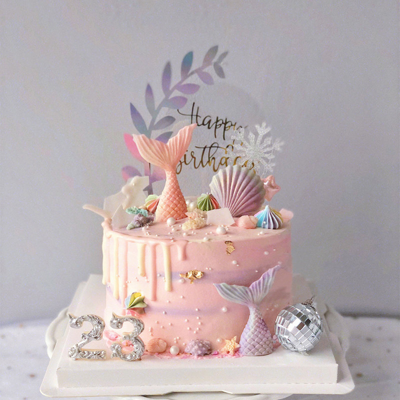 给家中的小孩子订生日蛋糕,有木有适合儿童的蛋糕款式推荐
