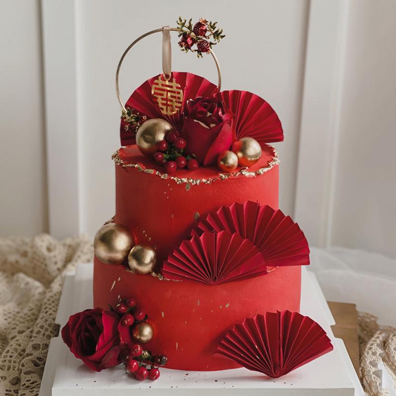 婚礼蛋糕的历史渊源以及由来