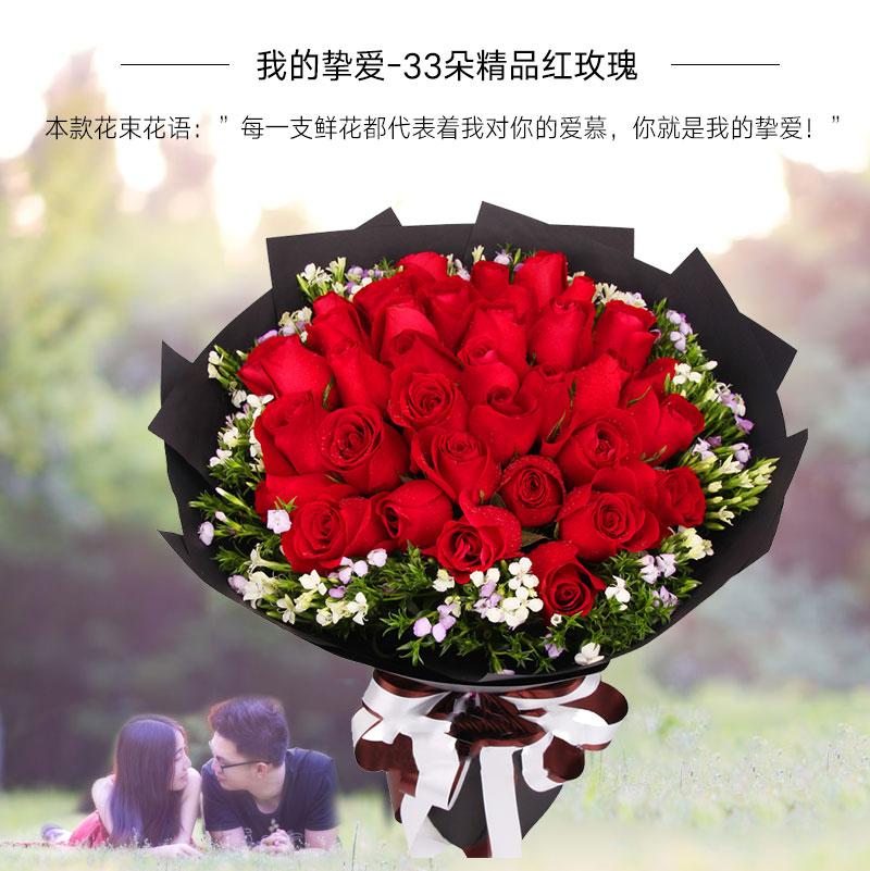 爱人生日送什么鲜花好