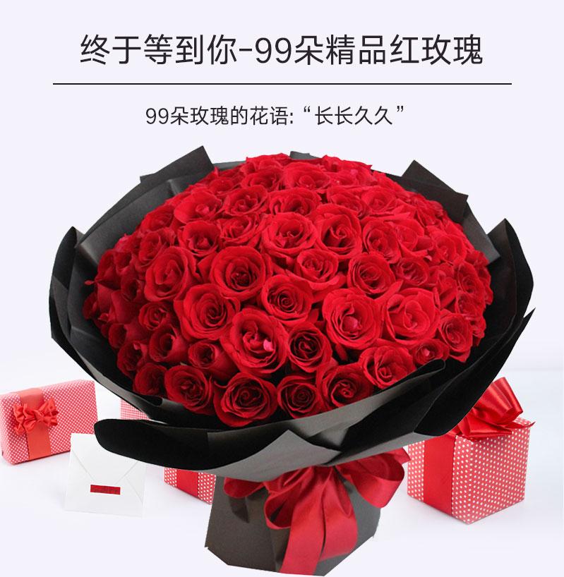 送女朋友生日礼物送什么花好呢