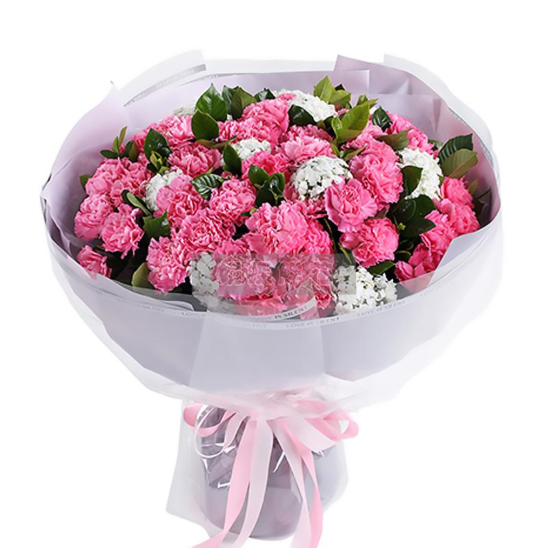 母亲生日送什么花