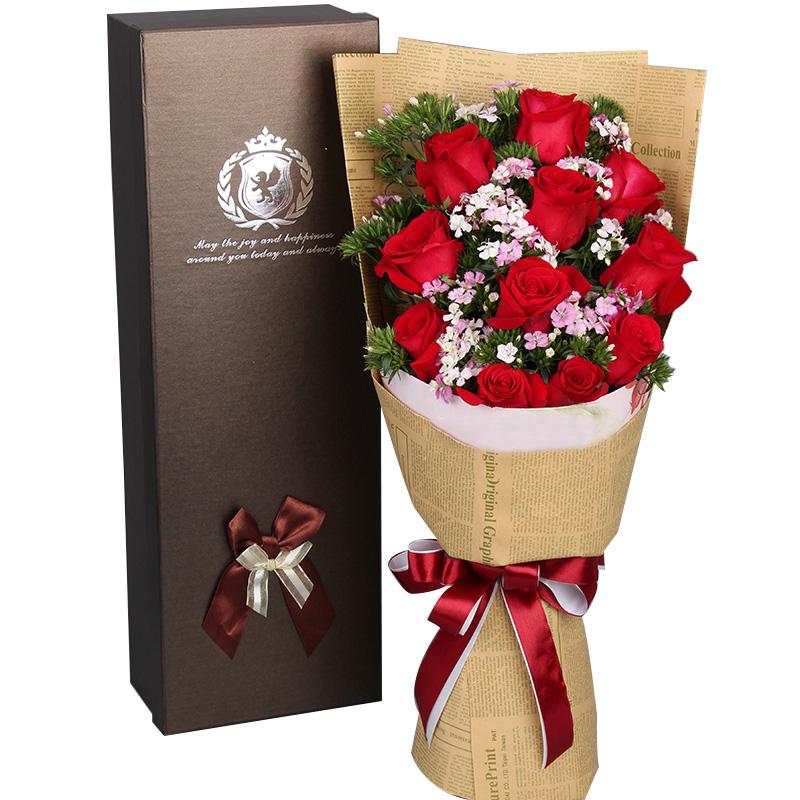 求婚送花*浪漫的的方式有哪些?