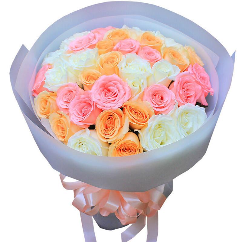 一般结婚送几支玫瑰?