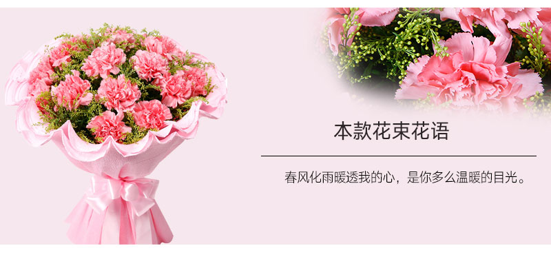 长辈过生日送什么花