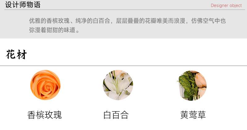 客户生日送花