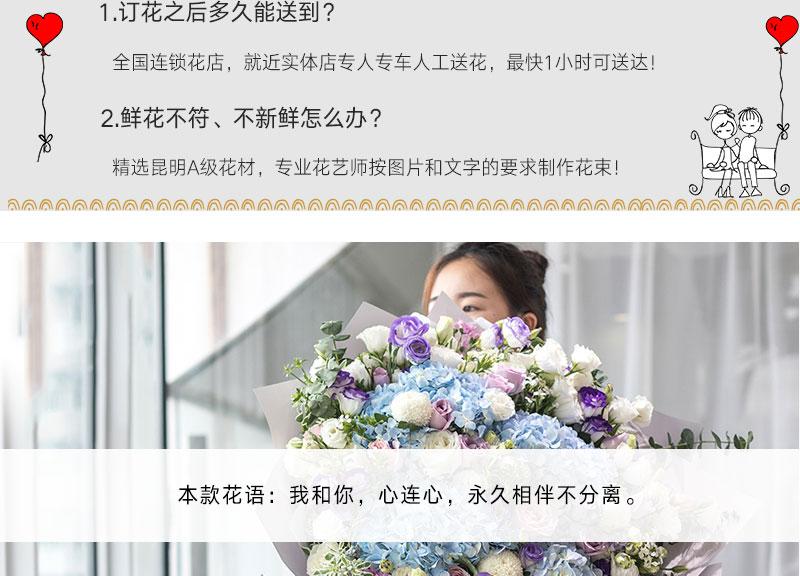 网上花店预订鲜花