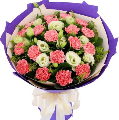 上海看病人送多少枝鲜花合适