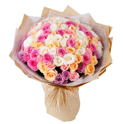 2018婚庆鲜花价格