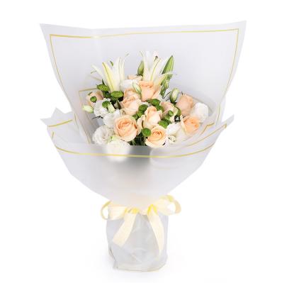 婚礼用花种类