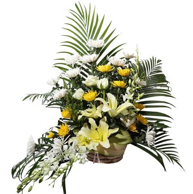 清明节祭奠鲜花有哪些