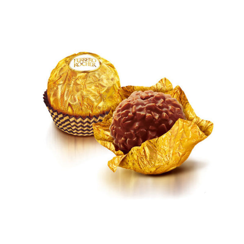 永爱-意大利巧克力5粒礼盒装62.5g