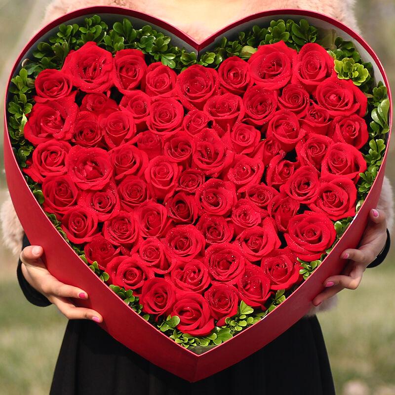 LOVE-99支精品红玫瑰