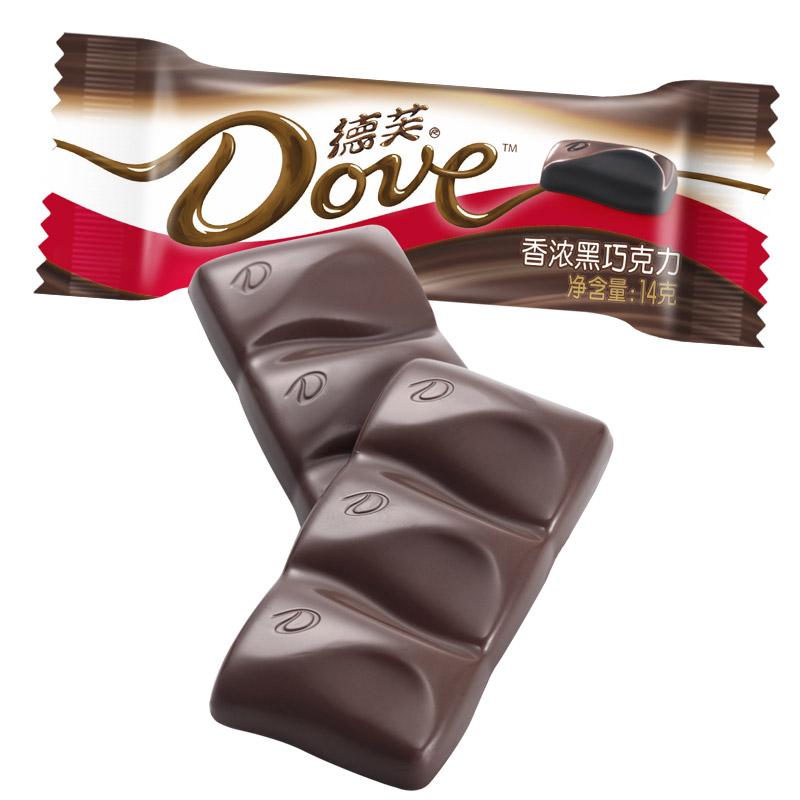 绝配-德芙糖果巧克力
