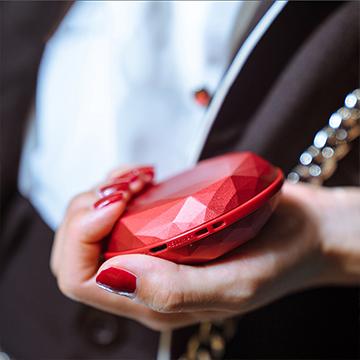 钻石版暖手充电宝