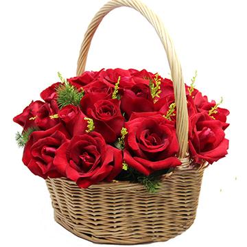 深情款款-19支亚博体育官方通道红玫瑰