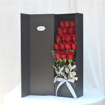 花好月圆-19支精品红玫瑰