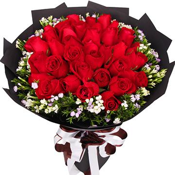 我的挚爱-33支亚博体育官方通道红玫瑰