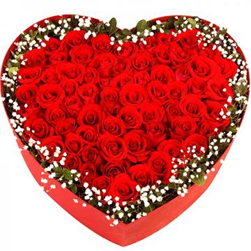 为爱相随-99支亚博体育官方通道红玫瑰