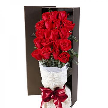 爱情誓约-19支亚博体育官方通道红玫瑰