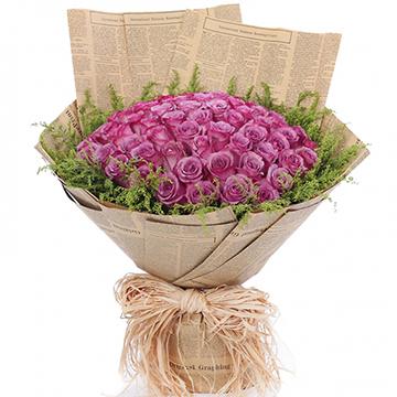 紫霞仙子-66支亚博国际电游app紫玫瑰