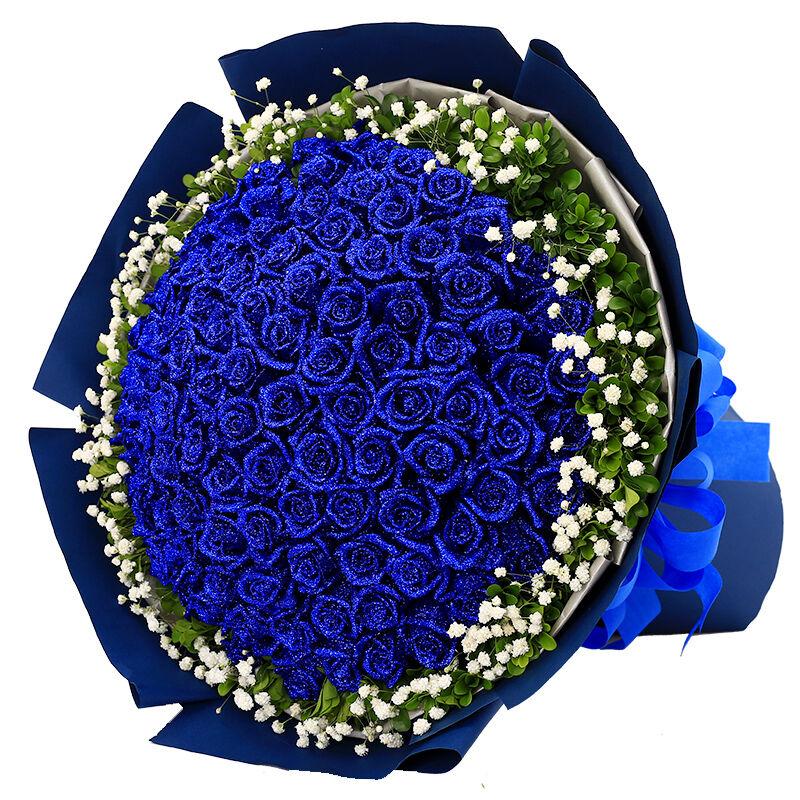 天涯海角-99支亚博国际电游app蓝色妖姬