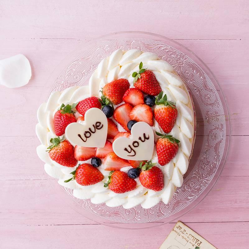 甜心水果奶油蛋糕