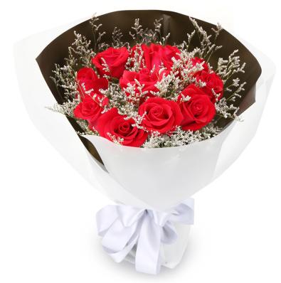 你们网站可以异地送花吗?需要快递费用吗?